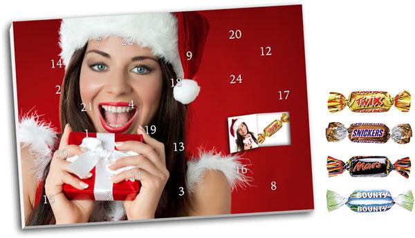 foto adventskalender gestalten fotokalender f r weihnachten 2016. Black Bedroom Furniture Sets. Home Design Ideas
